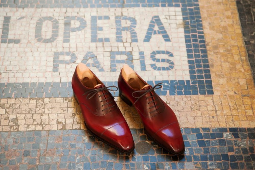 福岡 靴磨き オーベルシー
