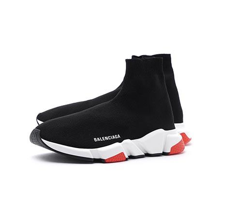 福岡 靴磨き バレンシアガ