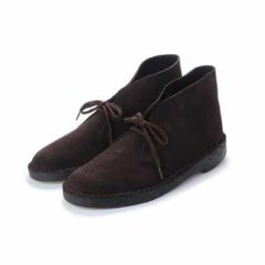 福岡 靴磨き クラークス