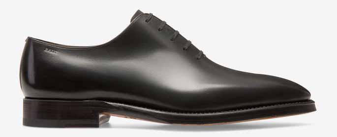 福岡 靴磨き バリー