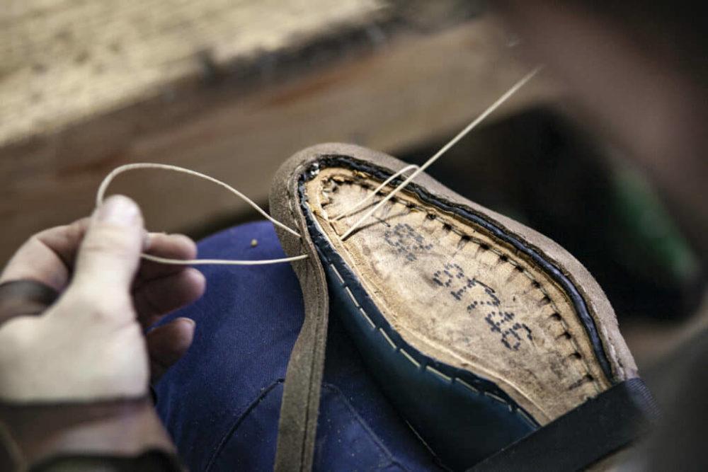 福岡 靴みがき SAINT CRISPIN'S