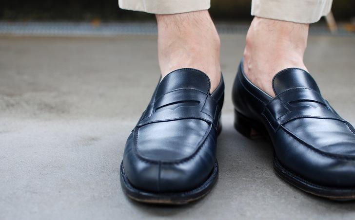 福岡 靴みがき ジェイエムウェンストン