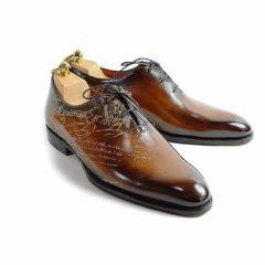 福岡 靴みがき ベルルッティ