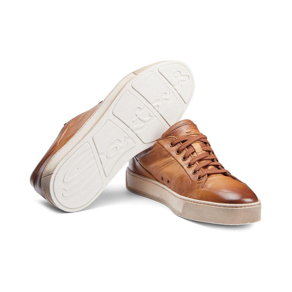 福岡 靴みがき サントーニ