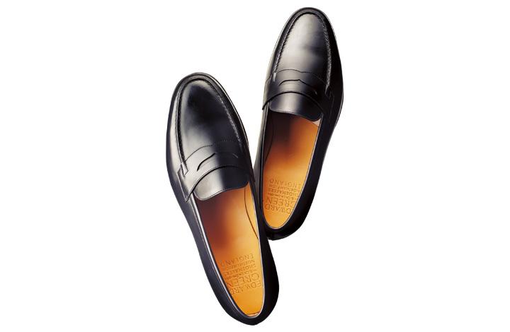 福岡 靴みがき エドワードグリーン