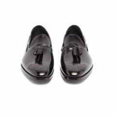 福岡 靴磨き バーバリー