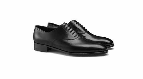 福岡 靴磨き ジョンロブ