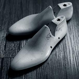 福岡 靴みがき 三陽山長