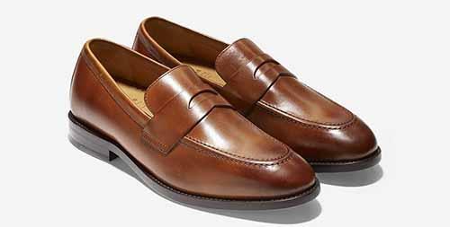 福岡 靴磨き コールハーン