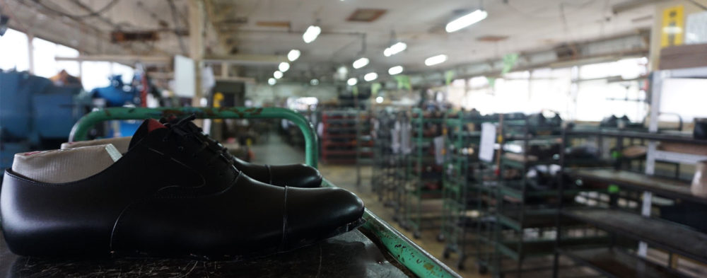 福岡 靴磨き 宮城興業