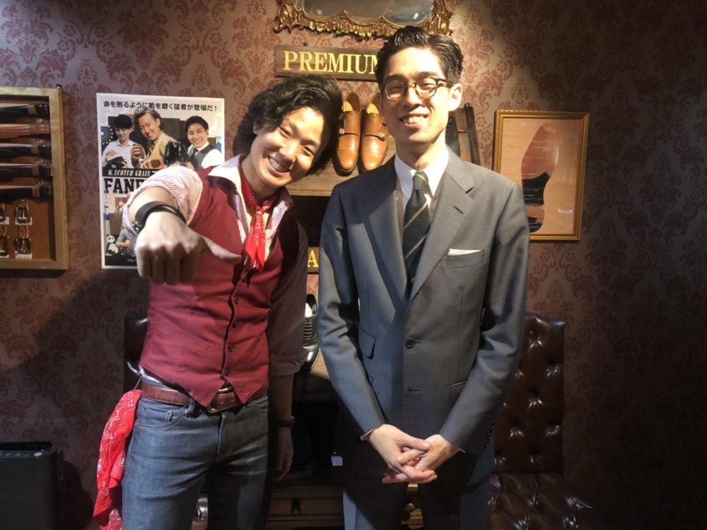 gaku + 佐藤我久さん