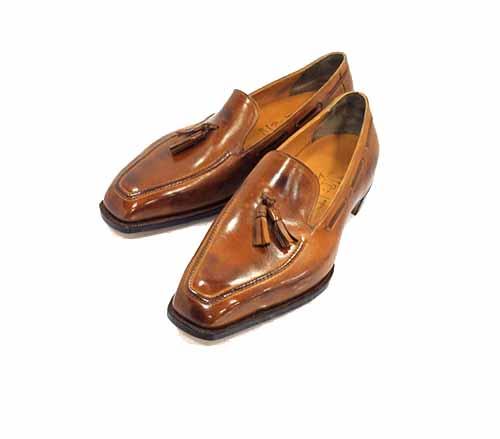 福岡 靴磨き スピーゴラ