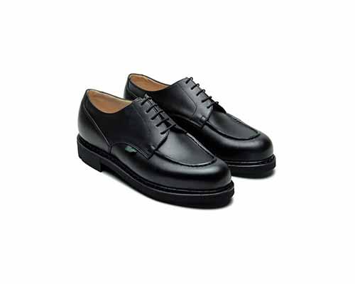 福岡 靴磨き パラブーツ
